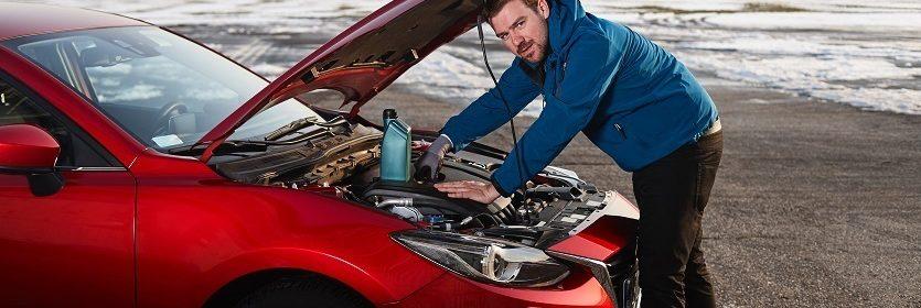 Auto verkaufen Ölwechsel