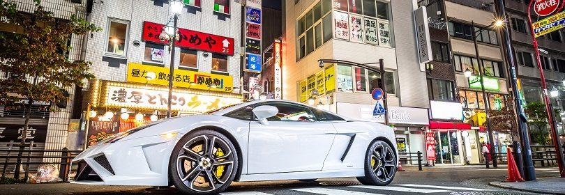 Tokyo Auto Salon – gebrauchte Autos in neuem Glanz